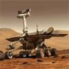 Марсоход «Спирит» совершил посадку...