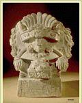 В руинах древнего индейского...
