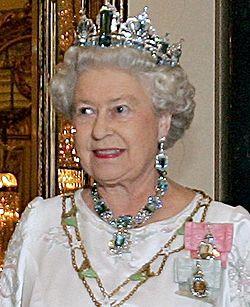 Королева Елизавета II открыла...