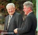 Президенты США Билл Клинтон...