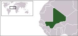 Сенегал и Французский Судан...