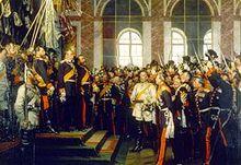В Версальском дворце под...