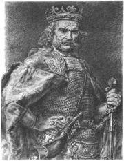 Короновался польский король Владислав...