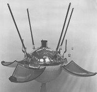 Автоматическая межпланетная станция Луна-9,...
