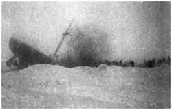 Советский пароход «Челюскин» потерялся...