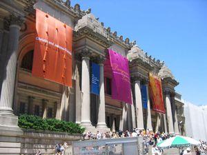 В Нью-Йорке открылся Метрополитен-музей....