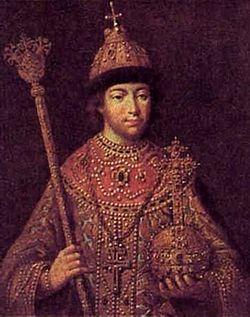 16-летний Михаил Фёдорович был...