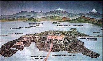 Основана столица ацтекской империи...
