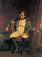 Наполеон Бонапарт вернулся...