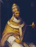 Папа Римский Иоанн XXII...