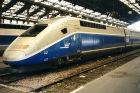 Поездом TGV был установлен...