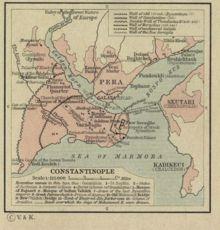 Захват и разграбление Константинополя...