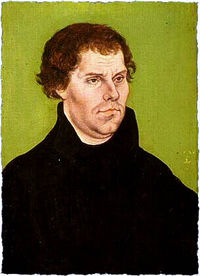 Мартин Лютер (Martin Luther)...