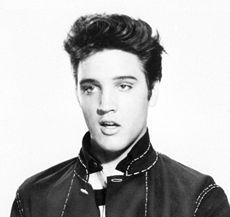 Песня Элвиса Пресли...