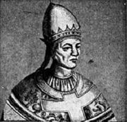 Избран папа римский Григорий...