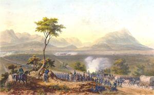 Началась Мексикано-американская война.  ...