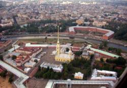 Заложена Петропавловская крепость. День...