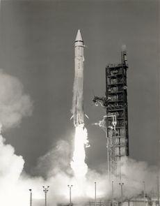 Состоялся запуск «Маринера-9» к...