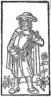 Поэт Франсуа Вийон (François...