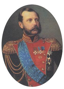 Цесаревич Александр Николаевич (будущий...