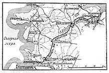 Открыт Кильский канал, соединяющий...
