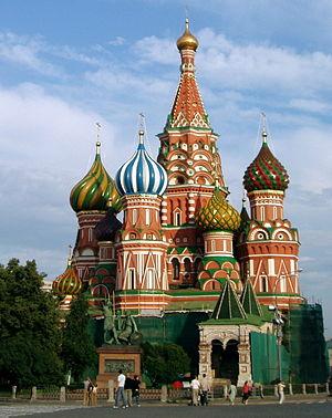 Завершено строительство Покровского собора...