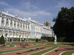 Возле Петербурга основано Царское...
