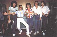 Группа «Queen» стала первой...