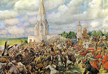 В Москве произошёл Медный...