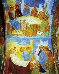 Иконописец Дионисий вместе с...
