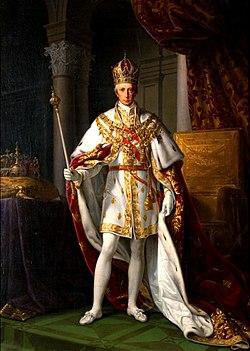 Последний император Священной Римской...