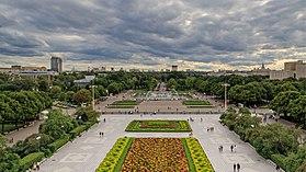 В Москве открылся Центральный...