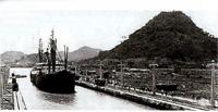 Американский пароход «Анкон» первым...