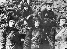 Командир танка КВ-1 Зиновий...