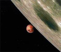 Марс сблизился с Землей...