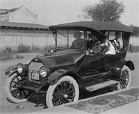 Генри Форд выпустил...
