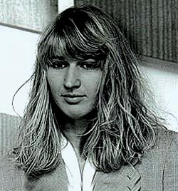 Теннисистка Штеффи Граф в...