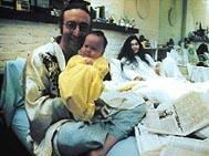 У Джона Леннона родился...