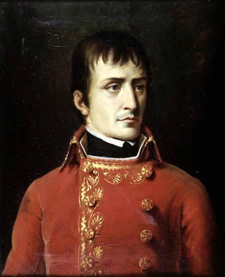 Наполеона Бонапарта доставили в...