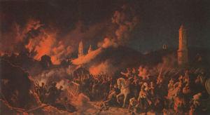 Второе битва под Полоцком. ...