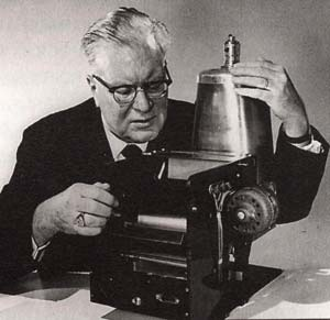 Американский изобретатель Честер Карлсон...