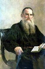 Лев Толстой покинул свое...