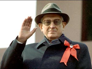 Генеральным секретарем ЦК КПСС...