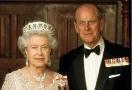 Королева Великобритании Елизавета II...