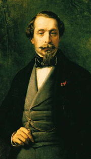 Наполеон III Бонапарт избран...