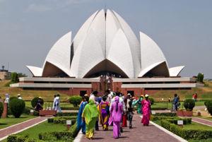 Столица Индии перемещена из...