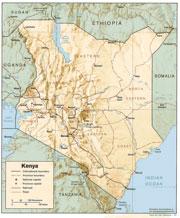 Кения получила независимость от...