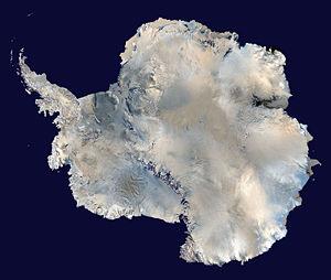 Третья советская антаркитическая экспедиция...