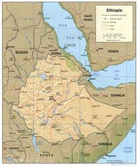 Эфиопия провозглашена социалистическим государством. ...