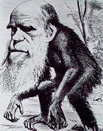 Чарльз Дарвин взошёл на...